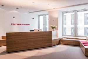 Projekt: Chatham Partners Kanzlei