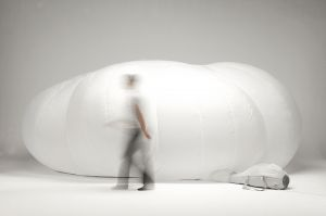 transportabler Raum Cloud von Offect - Design Monica Förster (© Offect)