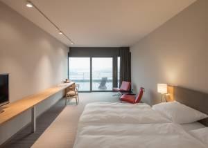 Hotelzimmer (© Heiner Leiska)