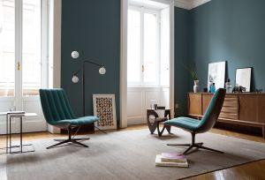 Sessel Healey Lounge (© Walter Knoll)