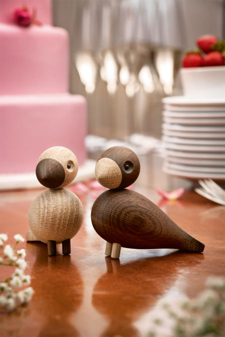 Lovebirds by Kai Bojesen (© Rosendahl Design Group)