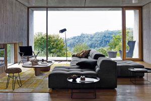Sofa Tufty Design: Patricia Urquiola (© B&B Italia)
