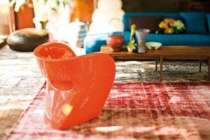 Sessel Victoria and Albert Design: Ron Arad (© Moroso)