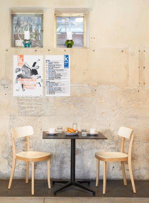 Basel Chair Design: Jasper Morrison (© Vitra)