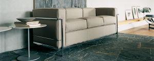 Sofa LC2 (© Cassina)