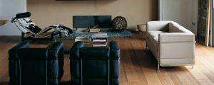 Sofa und Sessel LC2 (© Cassina)