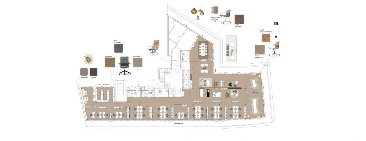 Entwurf, Planung und Visualisierung