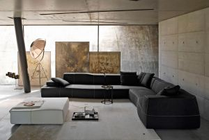 Sofa Bend (© B&B Italia)