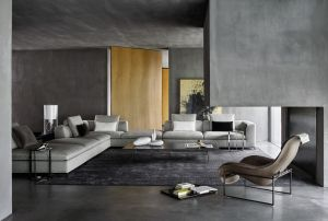 Sofa Michel Club (© B&B Italia)