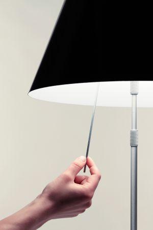 Tischleuchte Costanza LED (© Luceplan)