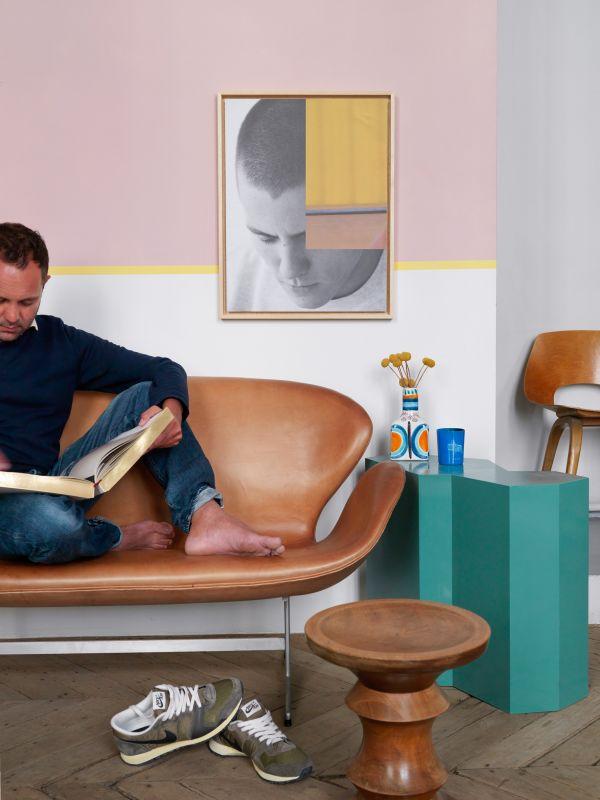Sofa Schwan von Fritz Hansen