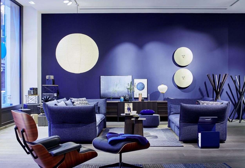 Blaue Stunde… / Gärtner Internationale Möbel
