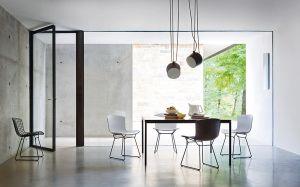 Bertoia Plastic Chair