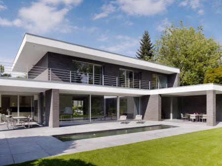 Projekt: Stadtvilla Meerbusch (© Nicole Zimmermann)