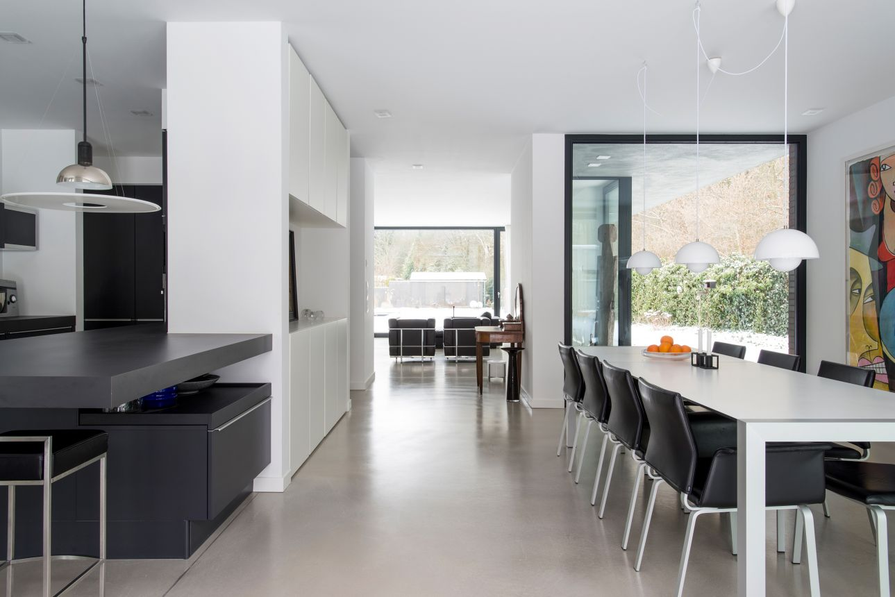 projekt stadtvilla langenhorn g rtner internationale m bel. Black Bedroom Furniture Sets. Home Design Ideas