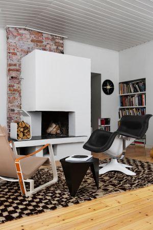 Karusseli Lounge Chair (© Artek)