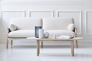 Sofa und Couchtisch Savannah (© Erik Jørgensen)