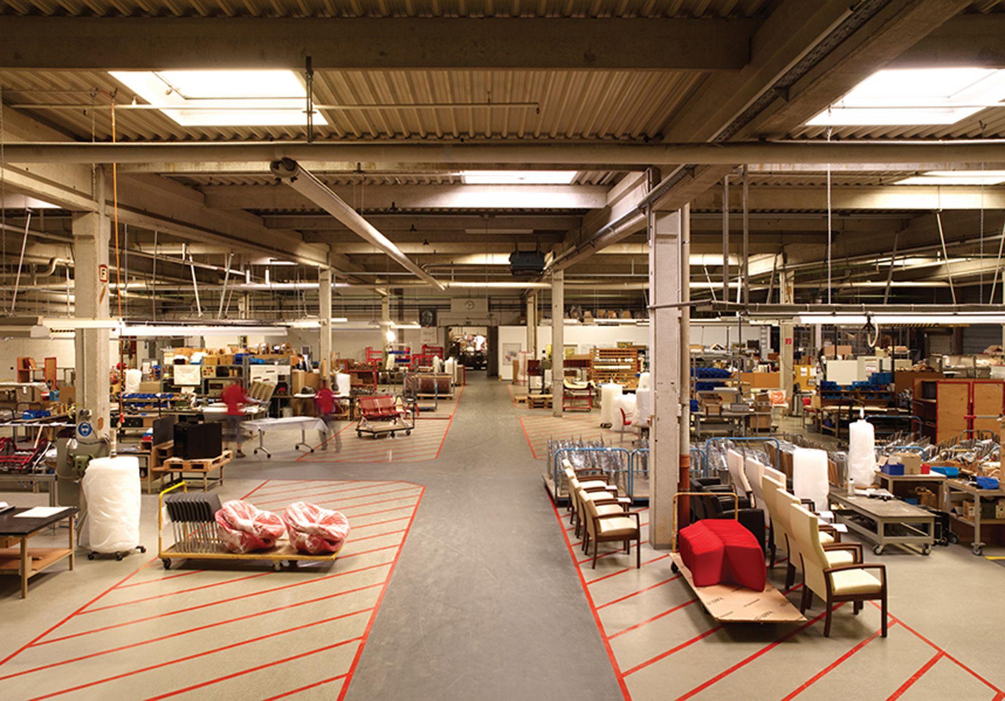 Kusch + Co / Gärtner Internationale Möbel