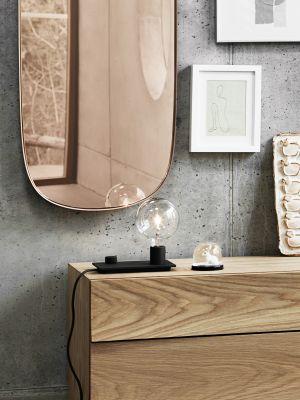 Sideboard Reflect, Framed Mirror (© Muuto)