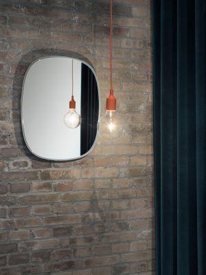 Framed Mirror, Hängeleuchte E27 (© Muuto)