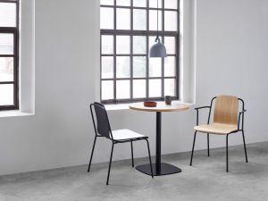 Form Table, Studio Chair, Bell Lamp (© Normann Copenhagen)