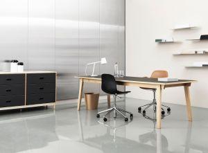 Form Table & Swivel Chair (© Normann Copenhagen)