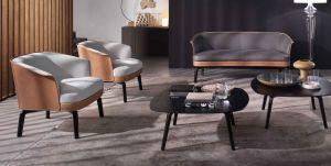 Sofa und Sessel Nivola (© Poltrona Frau)