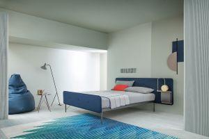 Bett Hotelroyal, Sitzsack Sacco (© Zanotta)