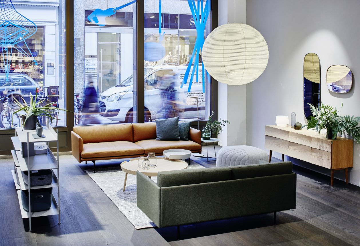Muuto Hamburg ausstellung muuto gärtner internationale möbel