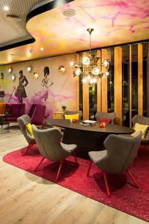 Hotel Mercure Berlin Wittenbergplatz (© Kitzig Interior Design)