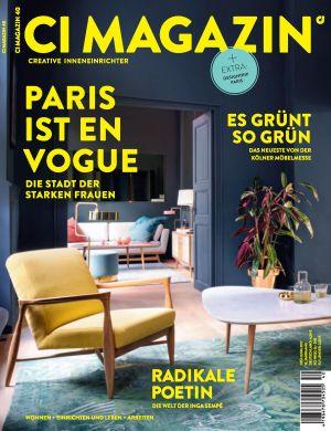 Das neue CI Magazin ist da