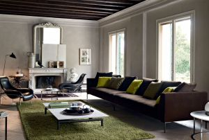 Sofa Charles (© B&B Italia)