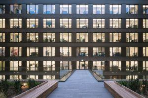 Projekt: Hamburger Firmensitz eines international tätigen Familienunternehmens