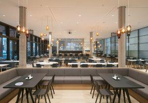 Mitarbeiter-Restaurant (© HG Esch)