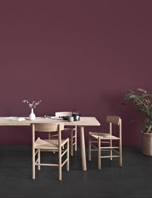 Stühle j39 und Tisch Taro (© Fredericia)
