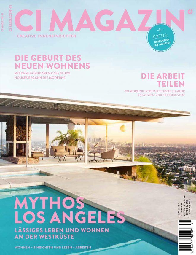 Das Neue Ci Magazin Nr 41 Ist Da Gärtner Internationale Möbel