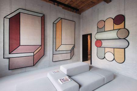 Showroom (© CC-Tapis / Federico Torra)