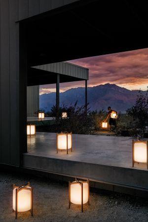 Leuchten Lanterns (© Gloster)