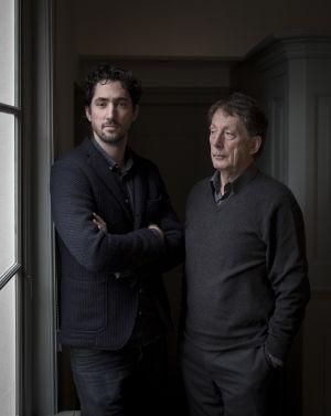 Jorre van Ast & Wim van Ast (© Arco)