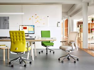Die neuen Task Chairs von Vitra