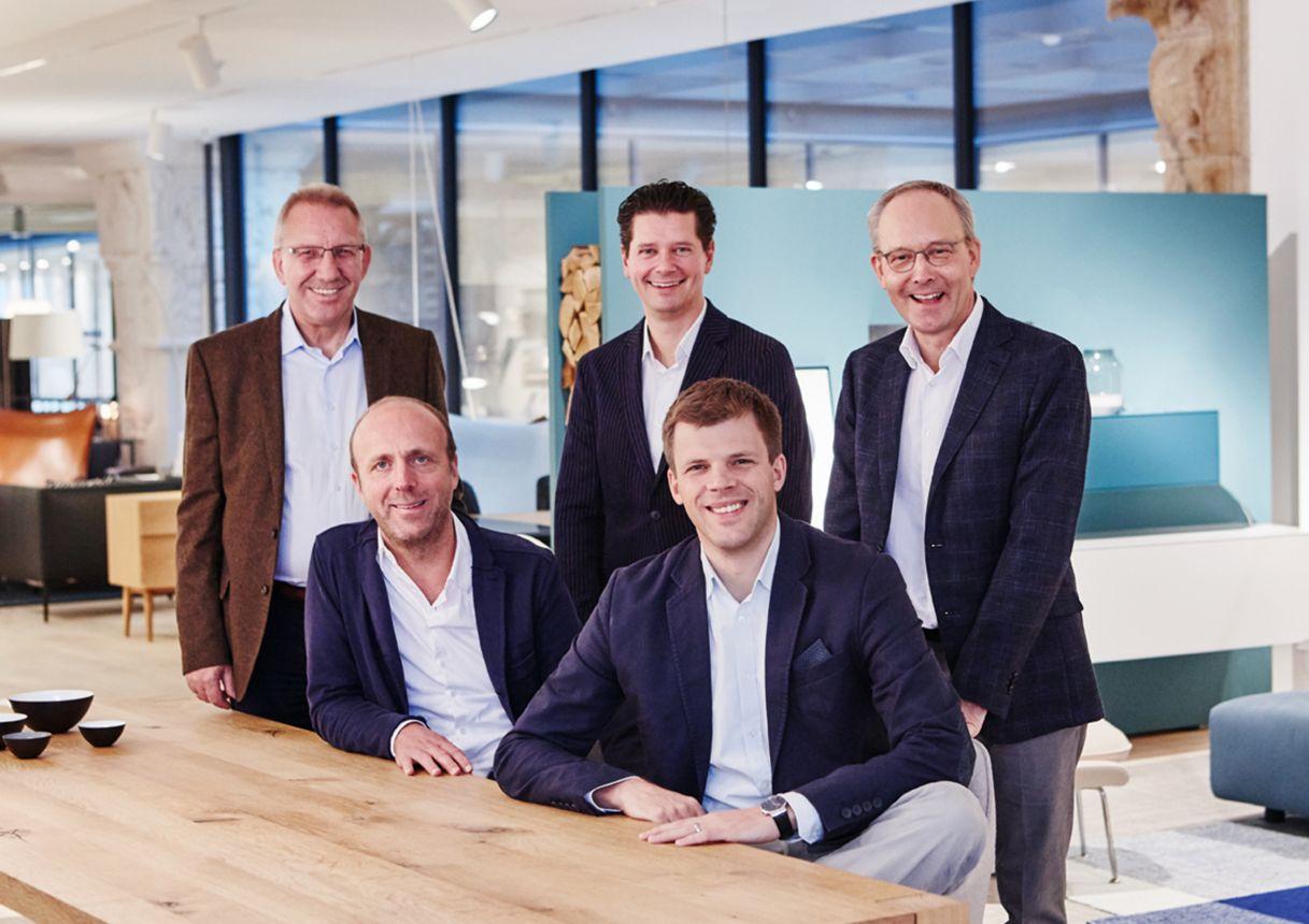Die neue Gärtner Geschäftsleitung: ein starkes Team ...