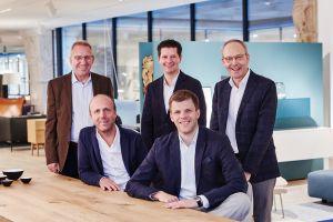 Die neue Gärtner Geschäftsleitung: ein starkes Team