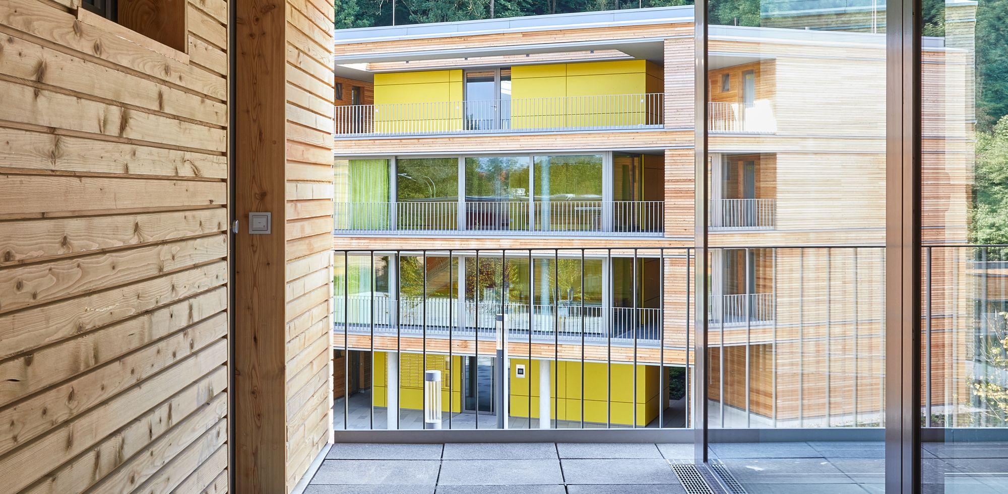 Studentenwohnheim in Landshut/Niederbayern
