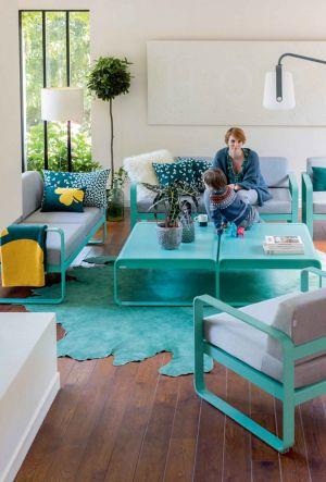 Bellevie Lounge  (© Claire Curt für Fermob)