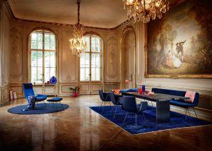 Amelie Lounge Chair (© FreifrauFreifrau)