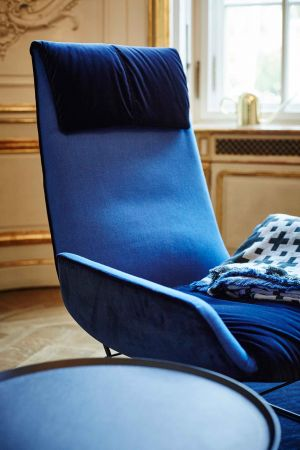 Amelie Lounge Chair (© Freifrau)