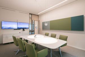 Hamburger Firmensitz eines international tätigen Familienunternehmen (© HG Esch)