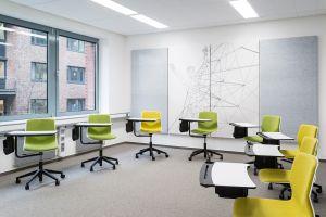 Stühle FourSure 66-Four Design, Akustikpaneele-Nitona