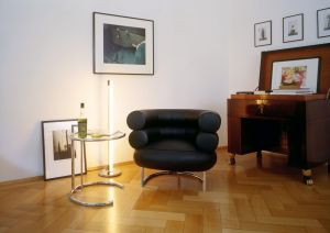 Adjustable Table - Hersteller ClassiCon authorised by The World Licence Holder Aram Designs Ltd. (© Felix Holzer)