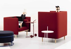 Sofa Floater Worklounge (© COR)